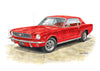 Ford Mustang 1964-66 Coupe