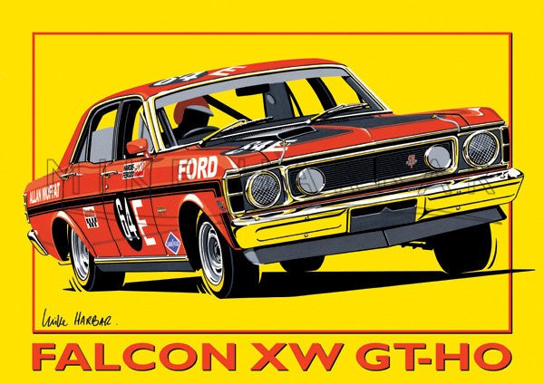 Ford Falcon XW GT-HO
