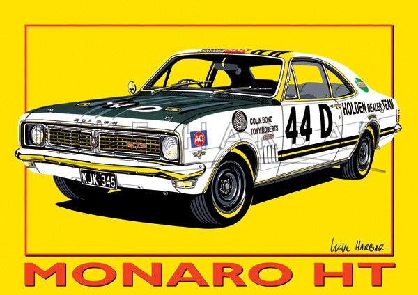 Holden Yellow Posters