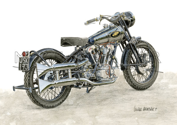 Brough 1930 Superior 'Replica' JAP Special 500cc