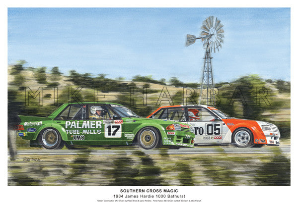 Bathurst 1984 - Southern Cross Magic