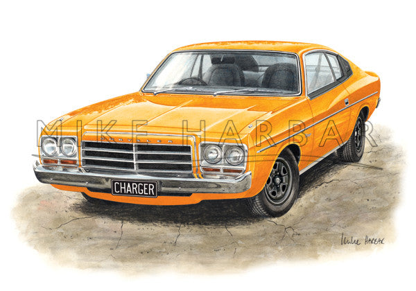 Chrysler Charger CL