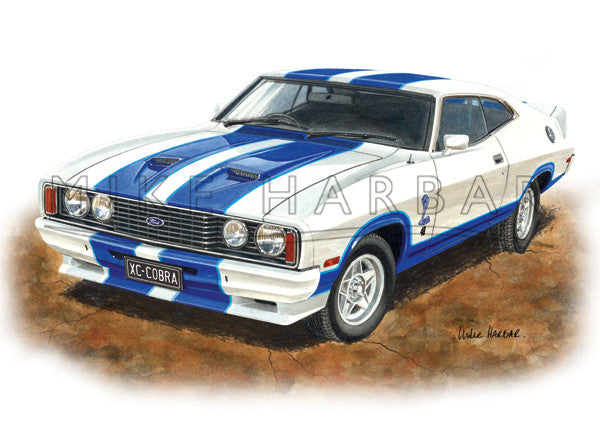 Ford Falcon XC Cobra