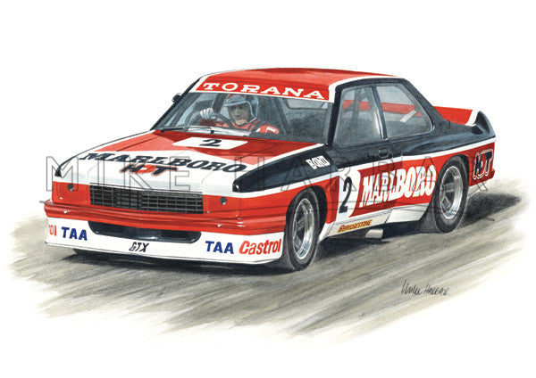 Holden Torana L34 - Colin Bond
