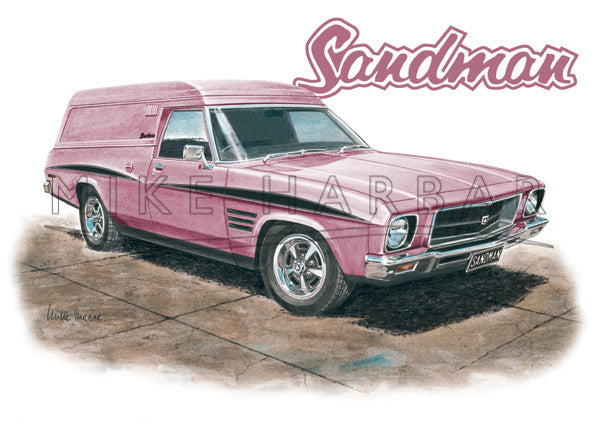 Holden Sandman HQ