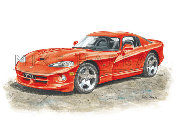 Chrysler Viper GTS Coupe