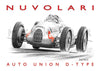 Auto Union D Type & Nuvolari