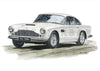 Aston Martin DB4 Series 1-5