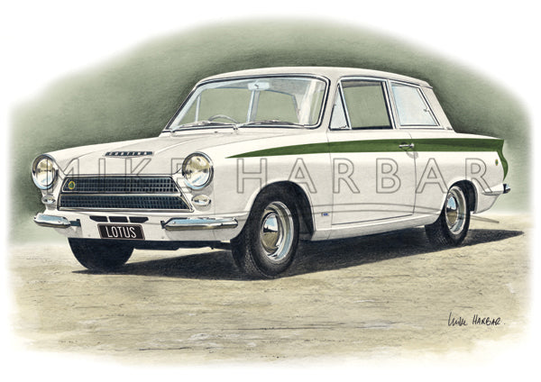 Ford Lotus Cortina Mark 1 Series 1