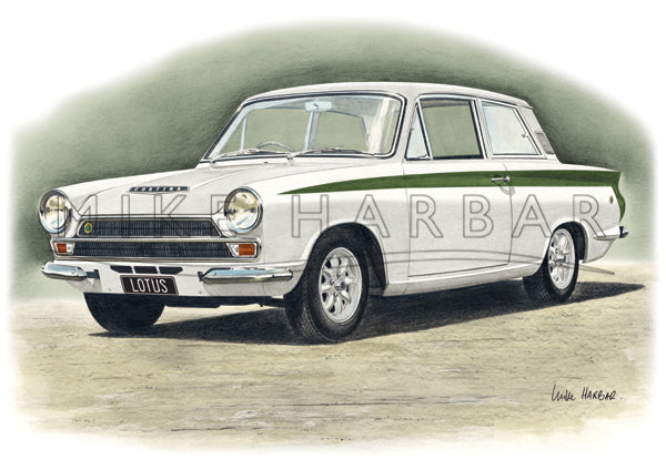 Ford Lotus Cortina Mark 1 Series 2