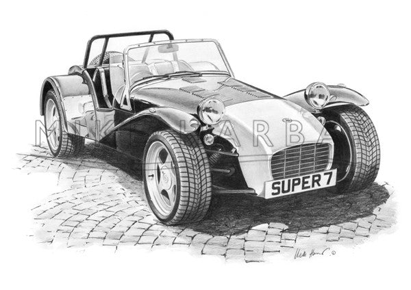 Lotus Super 7 Caterham
