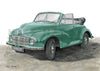 Morris Minor MM Convertible 1948-53
