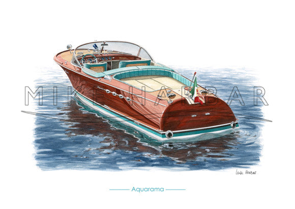 Riva Aquarama Super