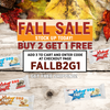 Shop our Snap Nutrition™ FALL SALE!