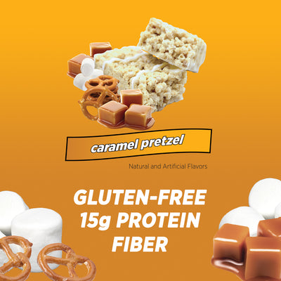 <b>Caramel Pretzel</b> <br> 7 count box