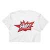 Ooh Snap! Ladies Crop Top