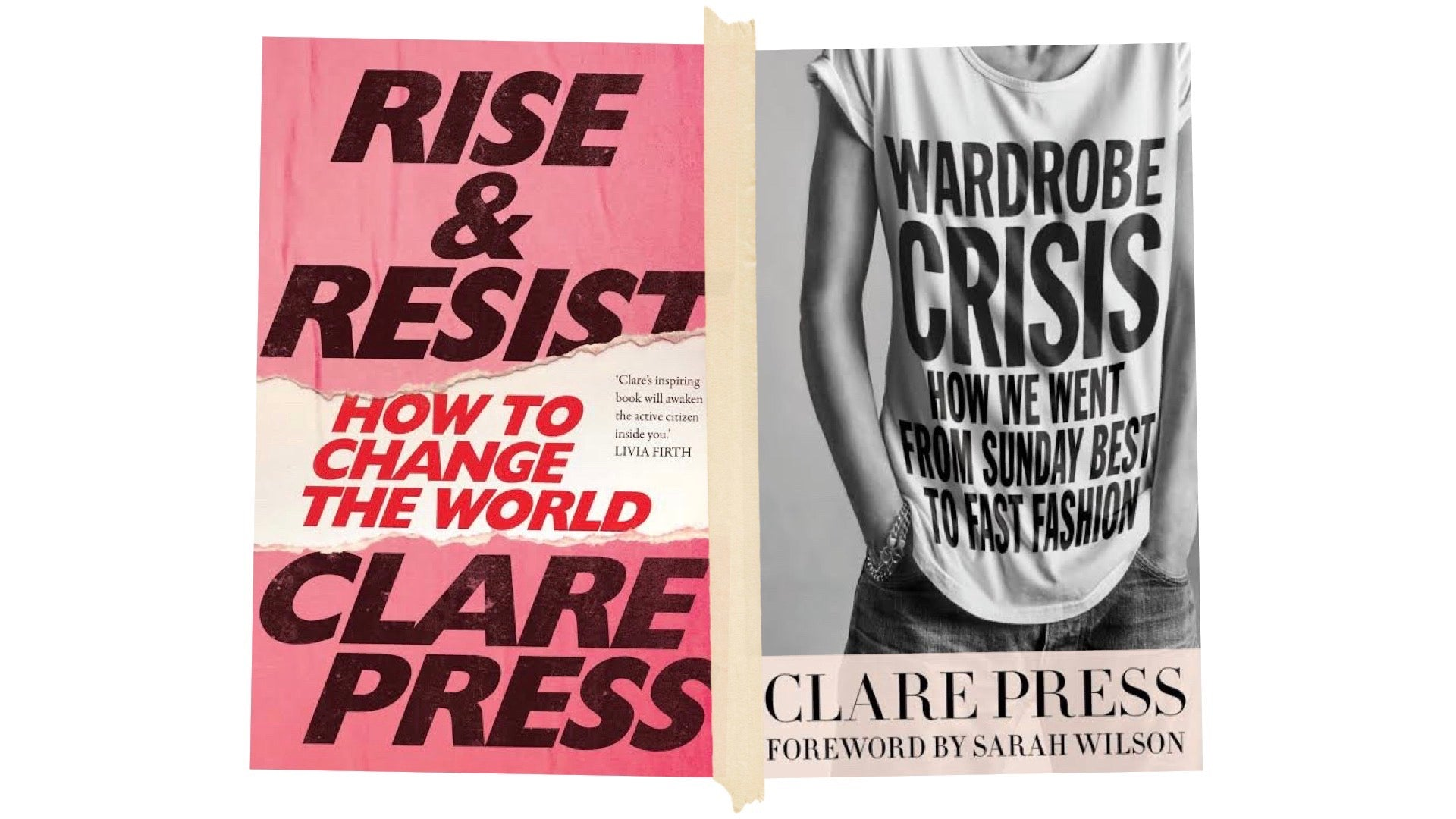 Clare Press books