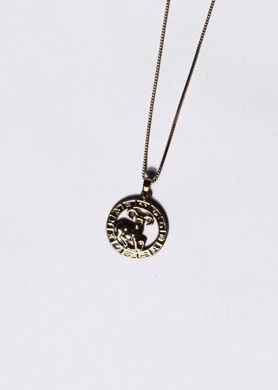 Aries Cosmic Necklace