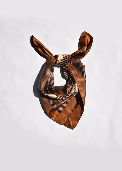 Jane Silk Scarf