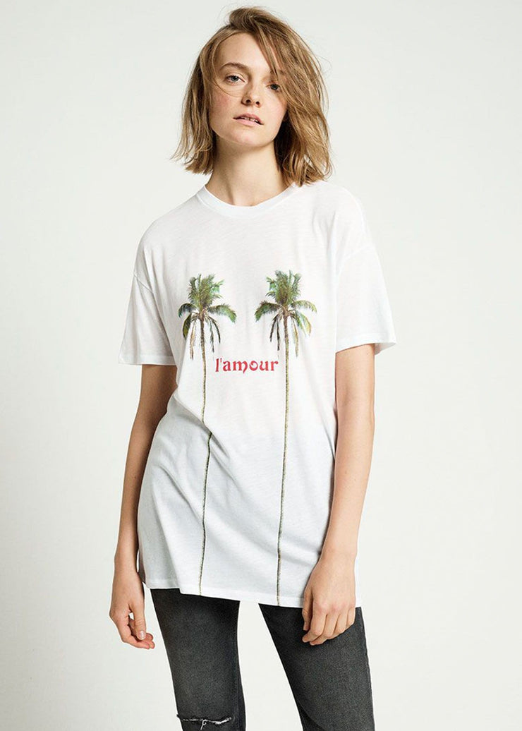 L'Amour Boyfriend T-Shirt