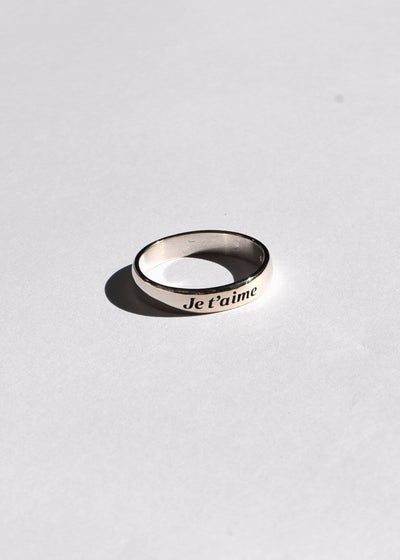 Love Band Ring