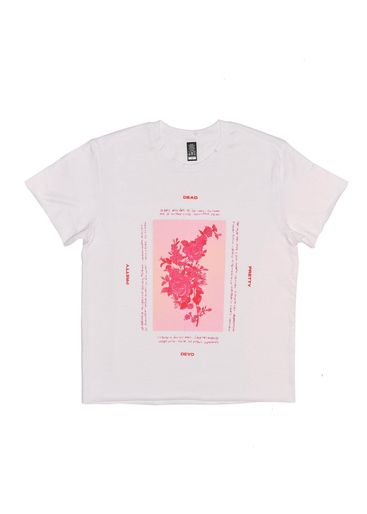 Mixtape Rose Tee
