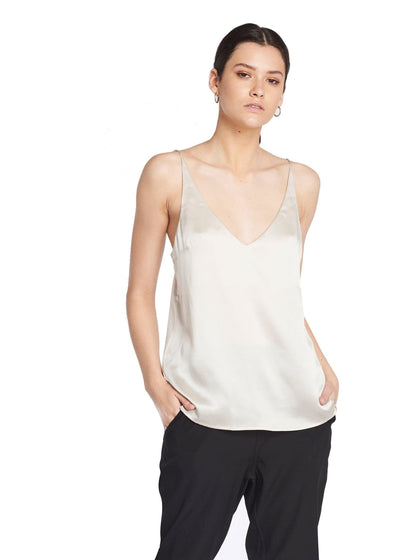Narcisse Silk Cami