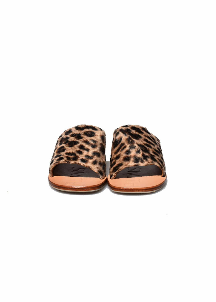 Off Duty Faux Fur Slide