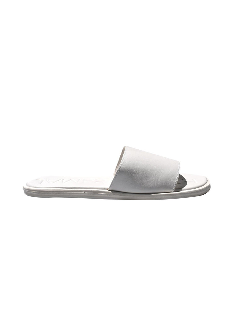 On Duty Slides all White