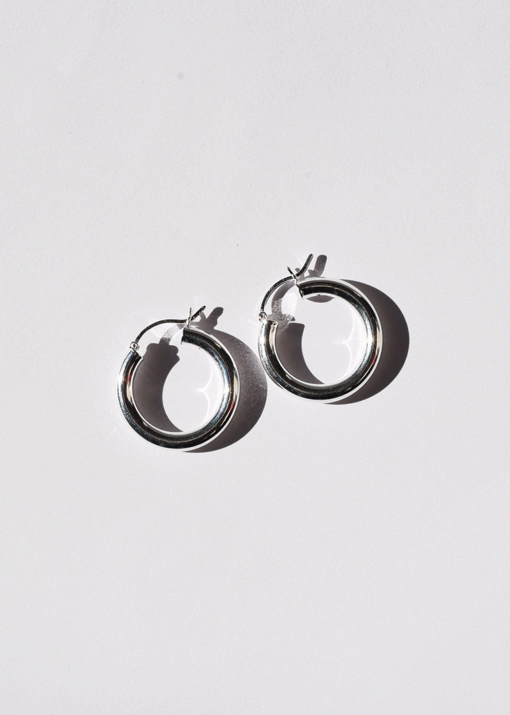 Pablo Hoop Earrings