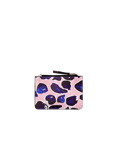Pink Mussel Coin Clutch