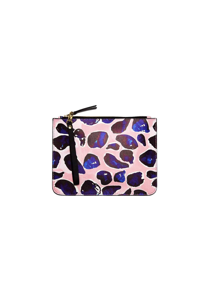 Pink Mussel Pouch