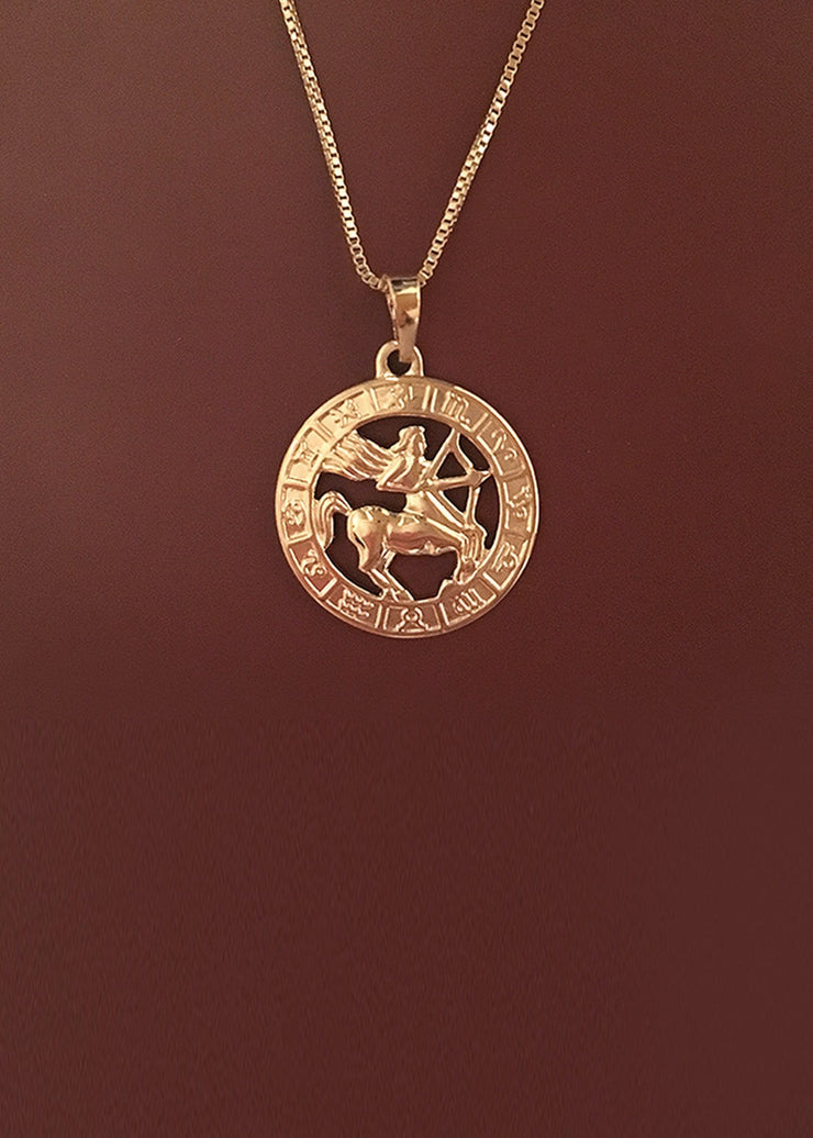 Sagittarius Cosmic Necklace