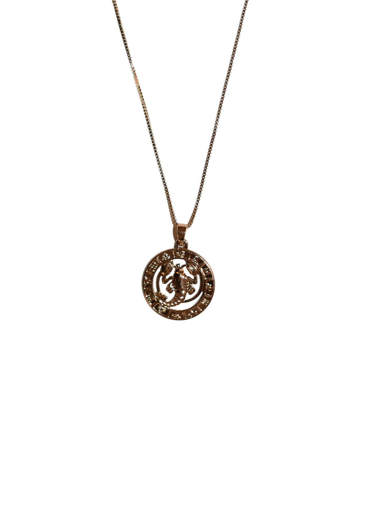Scorpio Cosmic Necklace