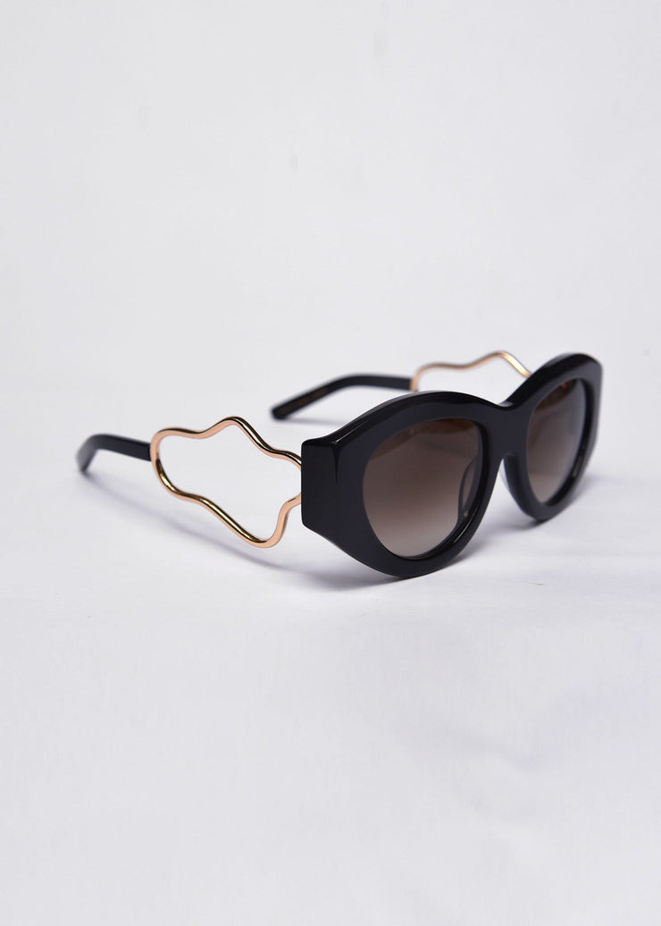 Serra Squiggle Sunglasses