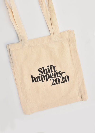 Shift Happens 2020 Tote