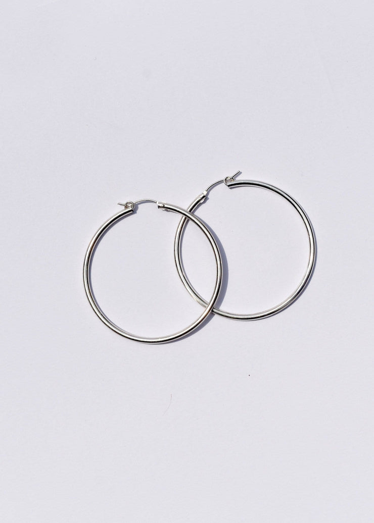 Sol Hoop Earrings