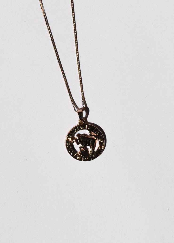 Taurus Cosmic Necklace