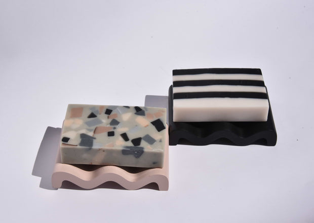 Stripes Soap Teak and Neroli