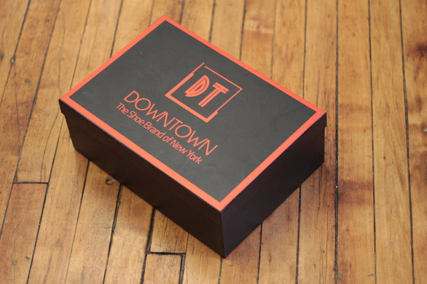 Downtown Bowery - Brown Style Thick Sole - Box