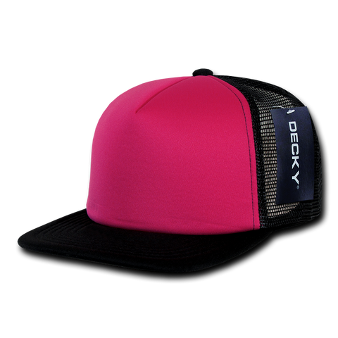 HEAVY DUTY FLAT PEAK TRUCKER