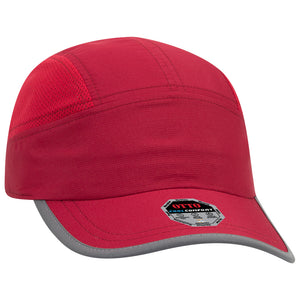 PERFORMANCE FIVE PANEL POLYESTER CAP