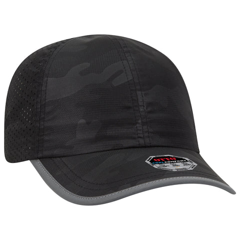 PERFORMANCE SIX PANEL POLYESTER CAP