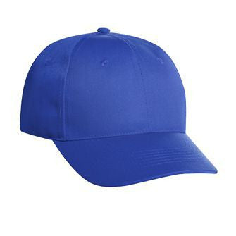 SIX PANEL PROMO COTTON TWILL CAP