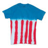US FLAG TIE DYE T-SHIRT