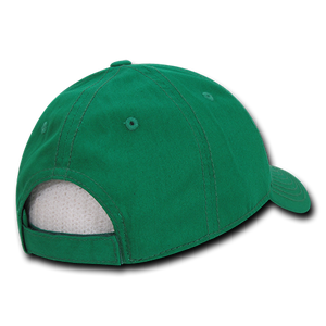 STRUCTURED COTTON BASEBALL CAP