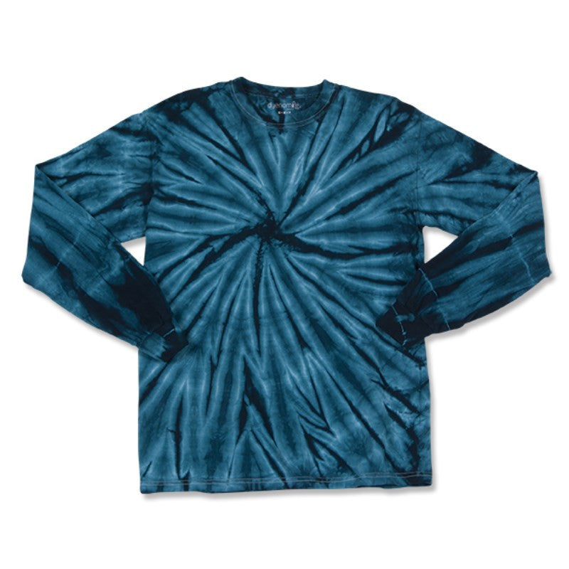 CYCLONE TIE DYE LONG SLEEVE