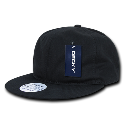 RELAXED SNAPBACK
