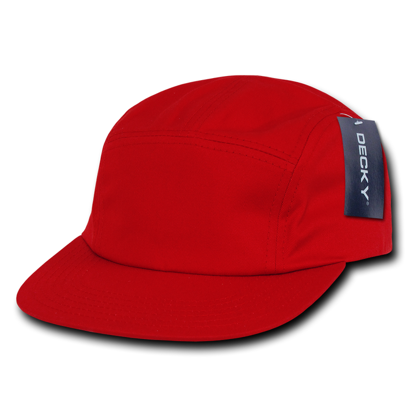 FIVE PANEL RACER CAP
