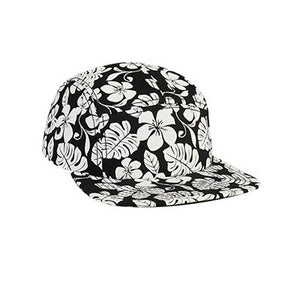 FIVE PANEL HAWAIIAN CAMPER CAP